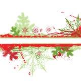 Fond de Noël, vecteur Photographie stock libre de droits