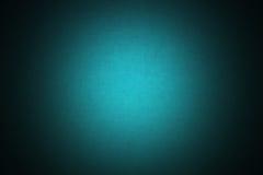 Fond de noir bleu Photographie stock libre de droits