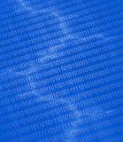Fond de nombres binaire Photo stock