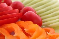 Fond de nourriture Images stock