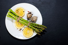 Fond de nourriture photographie stock