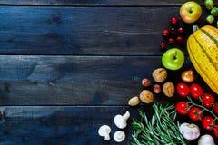 Fond de nourriture Image libre de droits