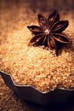 Fond de nourriture de Noël avec le copyspace gratuit pour le texte de salutation Photo libre de droits