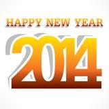 Fond de nouvelle année Photo stock