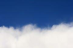 Fond de nuage Image libre de droits