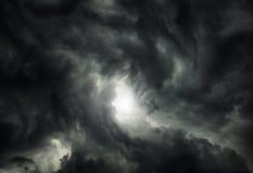 Fond de nuage de tempête photo libre de droits