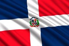 fond de ondulation de drapeau illustration libre de droits
