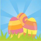 Fond de Pâques Illustration Stock