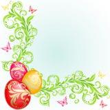 Fond de Pâques Photo stock