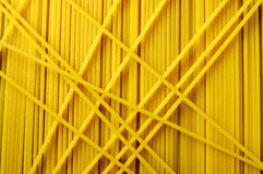 Fond de pâtes de spaghetti Photo libre de droits