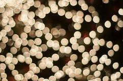 Fond de pétillement de lumières Photos libres de droits