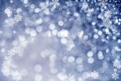 Fond de pétillement de Noël Photographie stock libre de droits