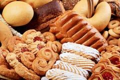 Fond de pain Photo libre de droits