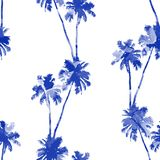 Fond de Palm Beach illustration libre de droits