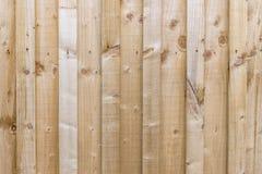 Fond de panneau de barrière en coupe petite par planche long photographie stock