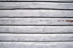 Fond de panneau en bois Photos libres de droits
