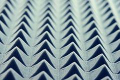 mousse acoustique bleue photo stock image du couleur 5575008. Black Bedroom Furniture Sets. Home Design Ideas