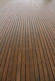 Fond de panneaux en bois Images libres de droits