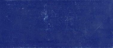 Fond de papier bleu-foncé de texture Image stock