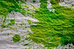 Fond de papier chiffonné Photo libre de droits