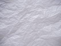 Fond de papier chiffonné de texture Photo stock