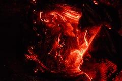 Fond de papier de combustion lente Photo stock