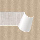 Fond de papier déchiré Photo stock