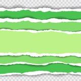 Fond de papier déchiré avec l'espace pour le texte Concevez le vecteur de calibre d'illustration pour la bannière de la page Web, illustration de vecteur