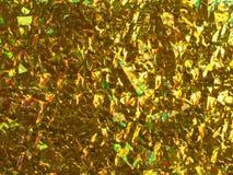 Fond de papier d'or Image libre de droits