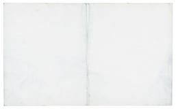Fond de papier de cahier Photo libre de droits