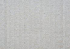 Fond de papier de carton ondulé Photographie stock