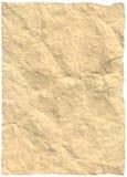 Fond de papier de cru Image libre de droits
