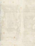 Fond de papier de lettre de vintage Photo stock