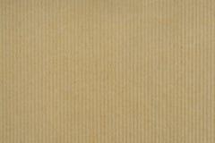 Fond de papier de métier avec les rayures verticales image libre de droits