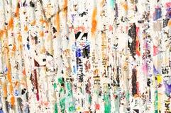 Fond de papier de mur déchiré par grunge photo libre de droits