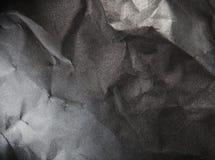 Fond de papier noir et blanc Photos stock