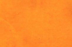 Fond de papier orange Photo stock