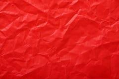 Fond de papier rouge sang Images stock
