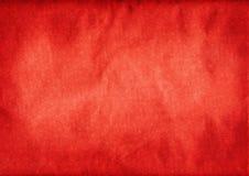 Fond de papier rouge texturisé Photos stock