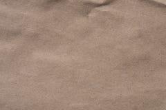 fond de papier de texture réutilisé par brun image libre de droits