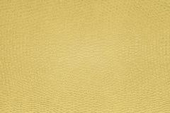 Fond de papier texturisé avec les effets extérieurs d'or photographie stock