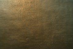 Fond de peau d'or Photo stock