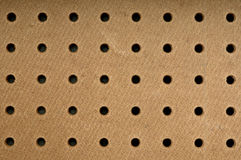 Fond de Pegboard Photo stock