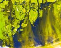 Fond de peinture à l'huile Photos stock