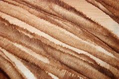 Fond de peinture à l'huile de Brown Photos libres de droits