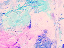Fond de peinture Images libres de droits