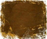 Fond de peinture brillante de rouille Image libre de droits