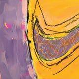 Fond de peinture de texture Images stock