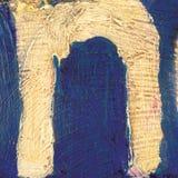 Fond de peinture de texture Images libres de droits