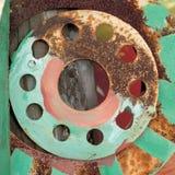 Fond de peinture de texture Photographie stock libre de droits
